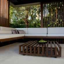 Incredible wood backyard pavilion design ideas outdoor (67)