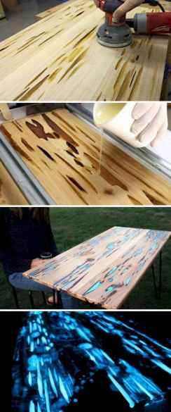 Incredible woodworking ideas to decor your home (56)