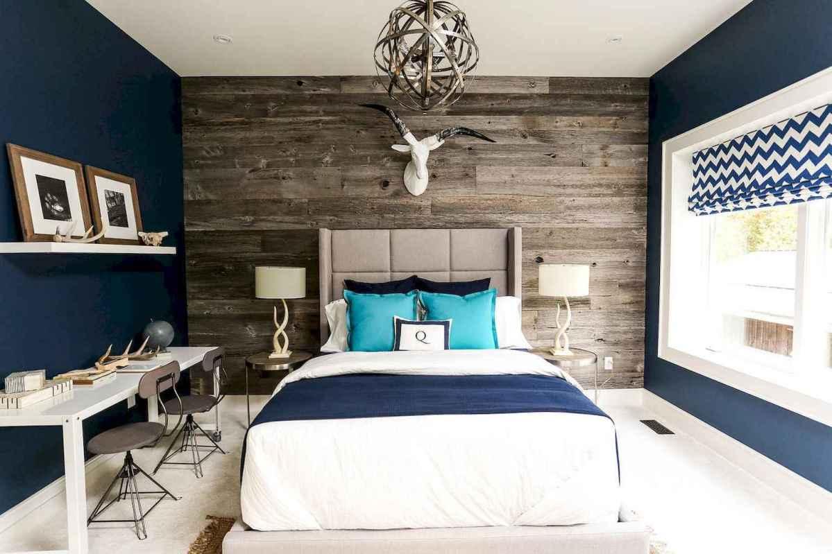 Inspiring modern farmhouse bedroom decor ideas (32)