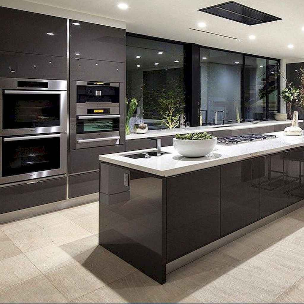 Modern & functional kitchen layout ideas (25)