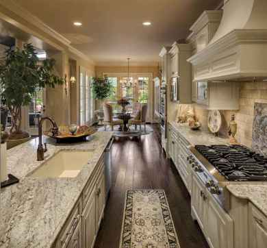 Modern & functional kitchen layout ideas (45)