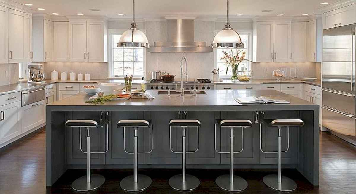 Modern & functional kitchen layout ideas (54)