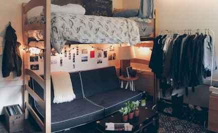 Most efficient dorm room ideas organization (31)