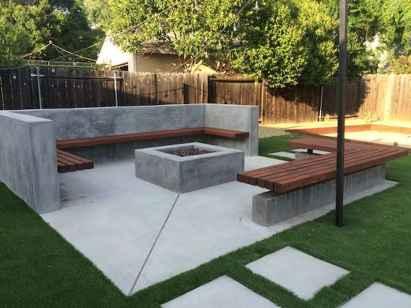 Small patio garden design ideas backyard (18)
