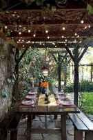 Small patio garden design ideas backyard (34)