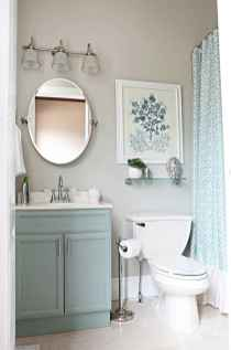 75 efficient small bathroom remodel design ideas (5)
