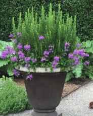 Adorable diy container herb garden design ideas (4)