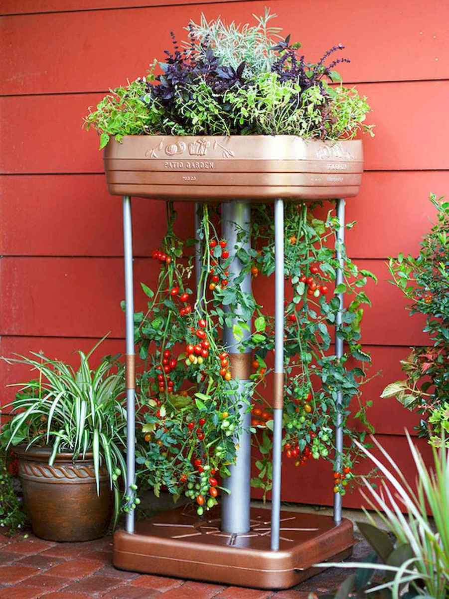 Adorable diy container herb garden design ideas (5)