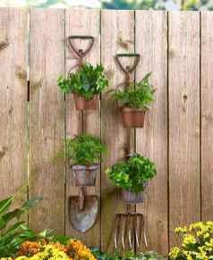 Adorable diy container herb garden design ideas (6)