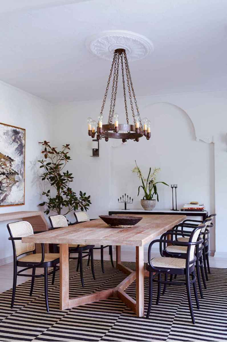 Modern farmhouse dining room decor ideas (1)