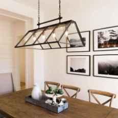 Modern farmhouse dining room decor ideas (14)