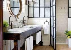 Rustic farmhouse bathroom design ideas (24)