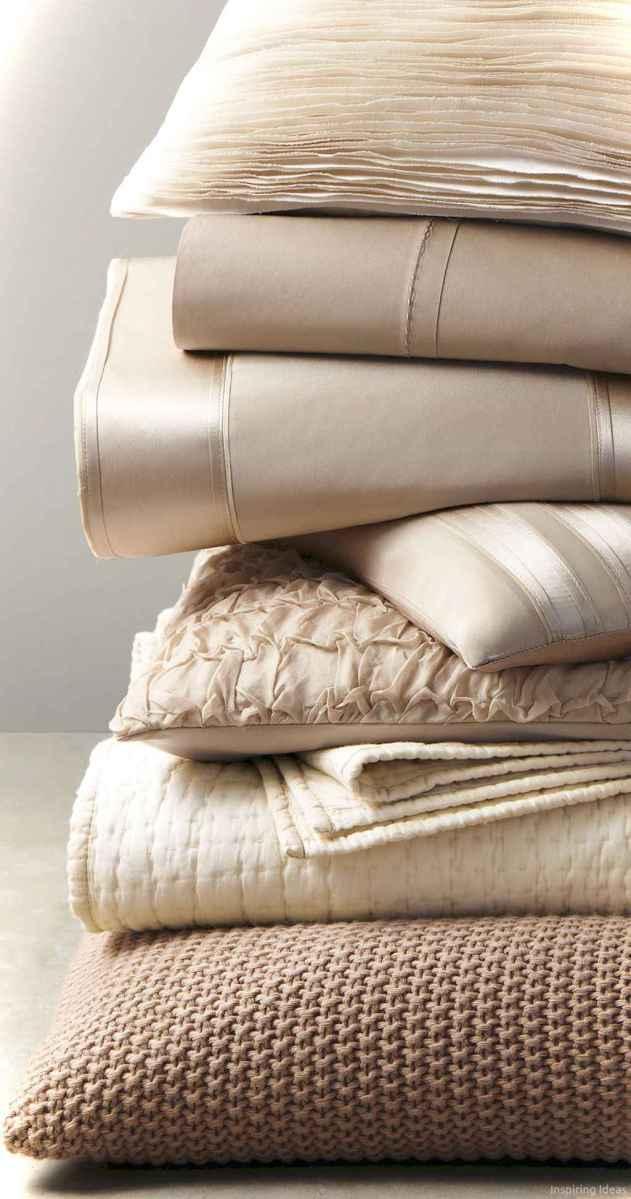 0040 luxurious bed linens color schemes ideas