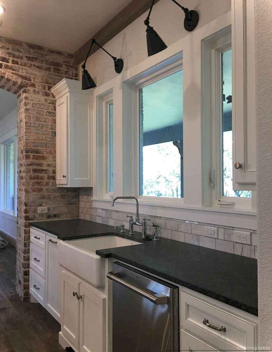 068 awesome modern farmhouse kitchen cabinets ideas