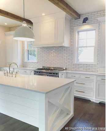 079 awesome modern farmhouse kitchen cabinets ideas