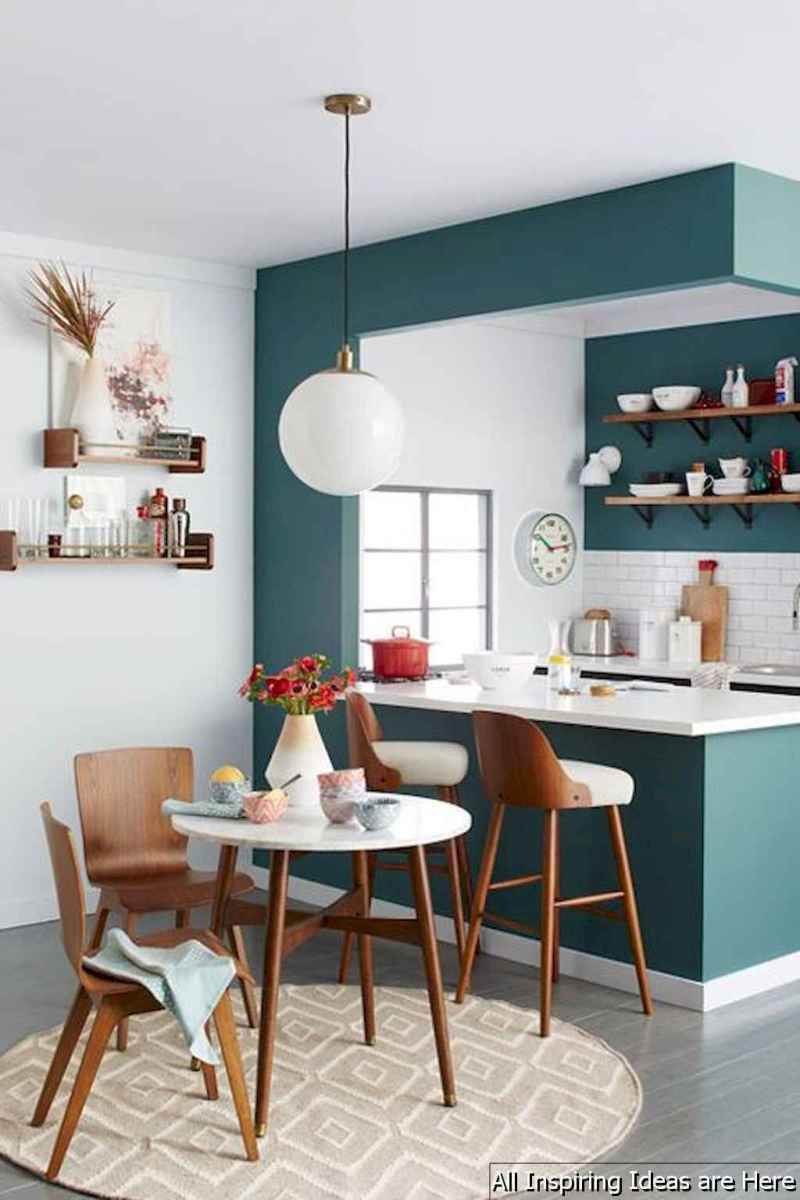 28 gorgeous midcentury modern kitchen decorating ideas
