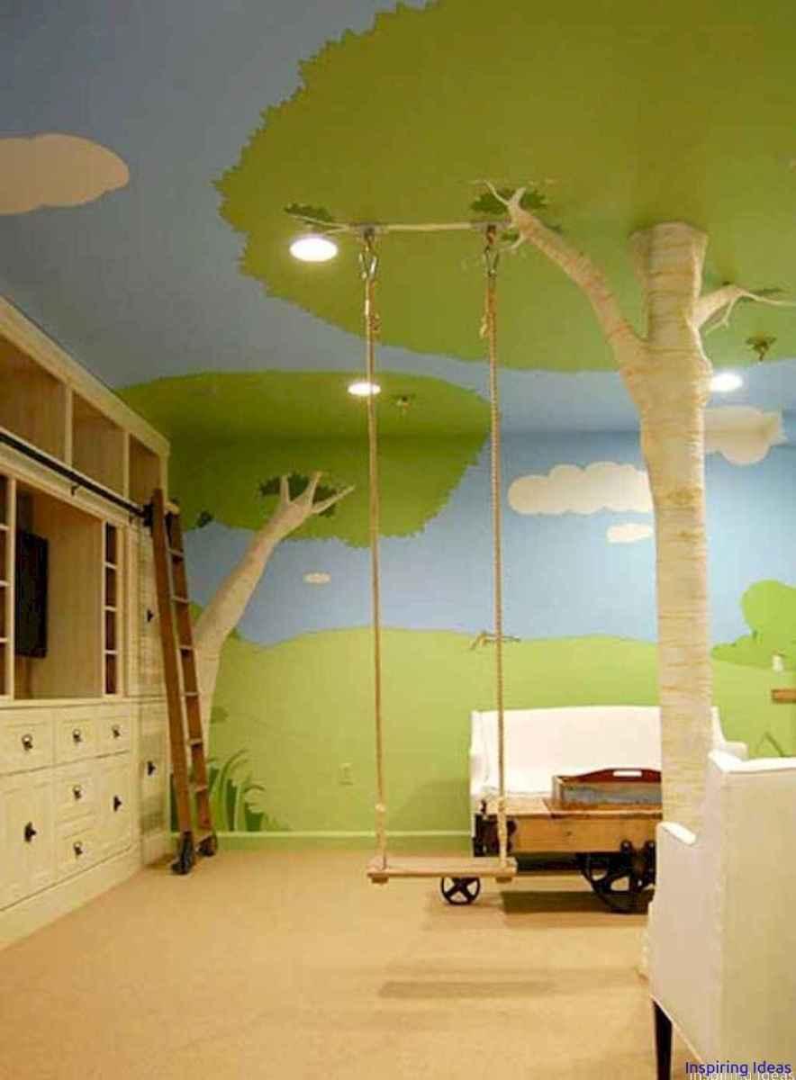 Amazing dreamed playroom ideas 04