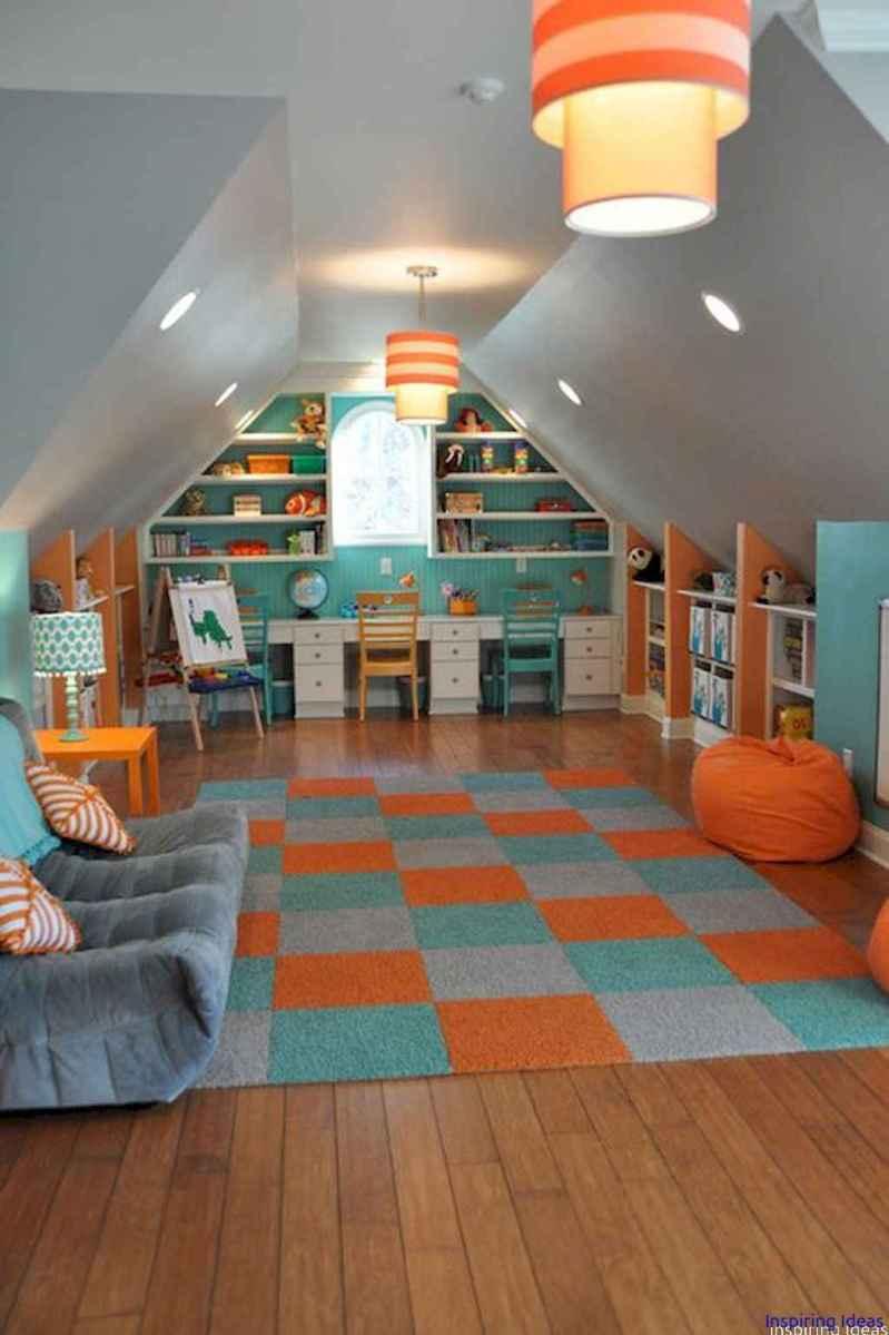 Amazing dreamed playroom ideas 25