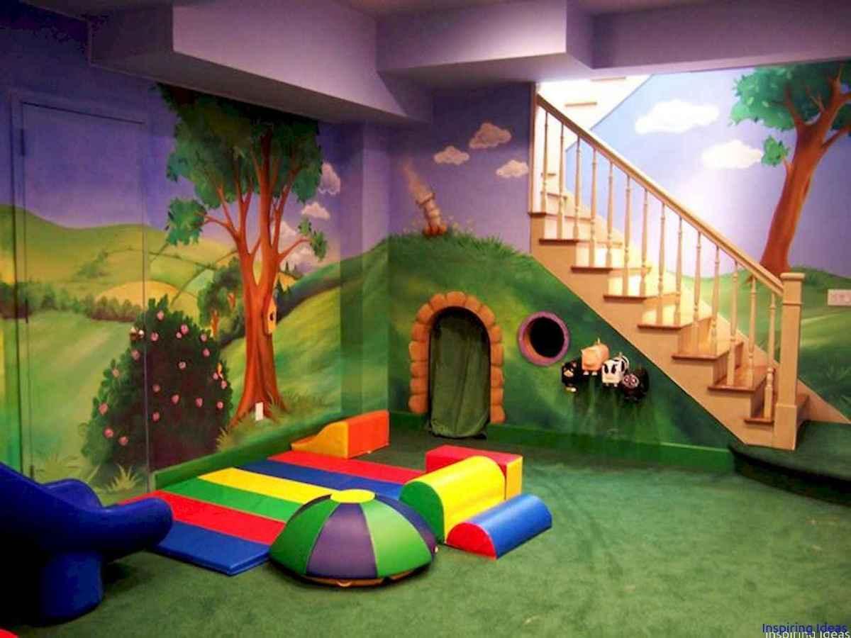 Amazing dreamed playroom ideas 30