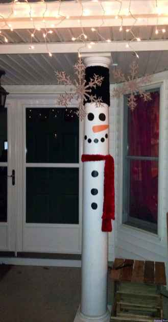 Beautiful 01 christmas porch decor ideas