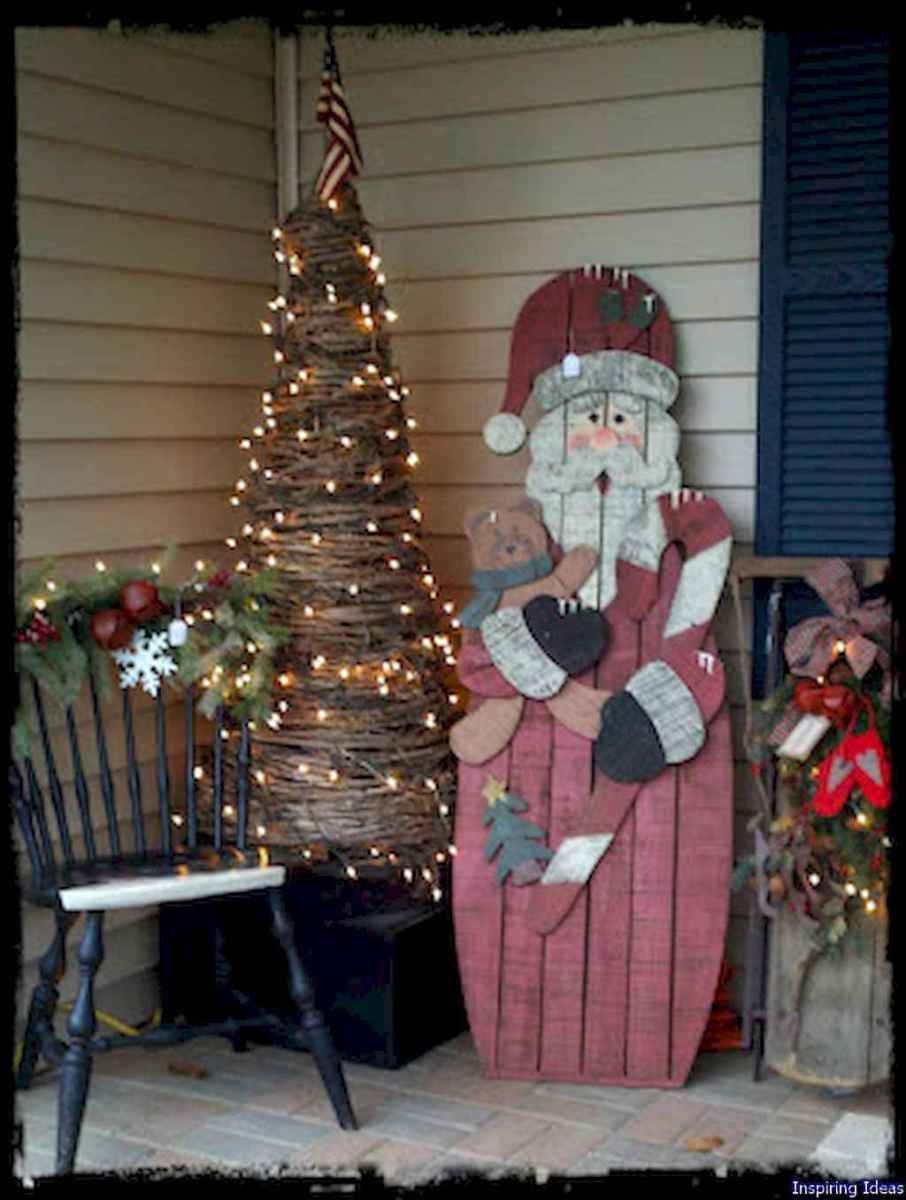 Beautiful 15 christmas porch decor ideas
