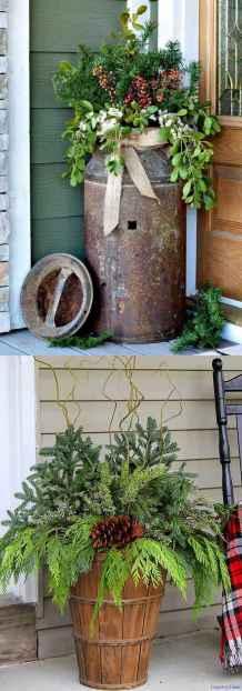 Beautiful 37 christmas porch decor ideas