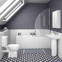 Incredible 28 bathroom decorating ideas