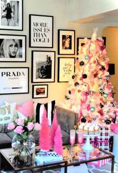 Joyful christmas decorations ideas for apartment 31