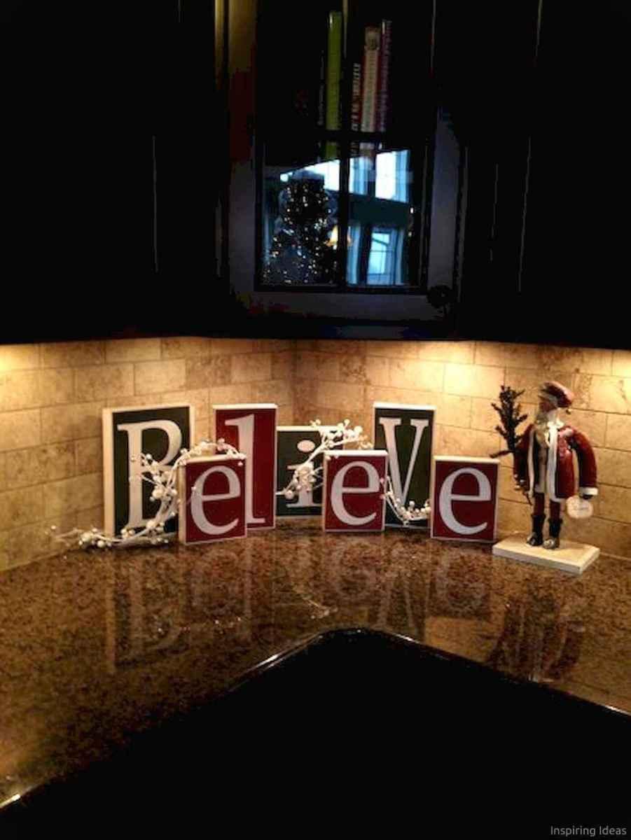Joyful christmas decorations ideas for apartment 37