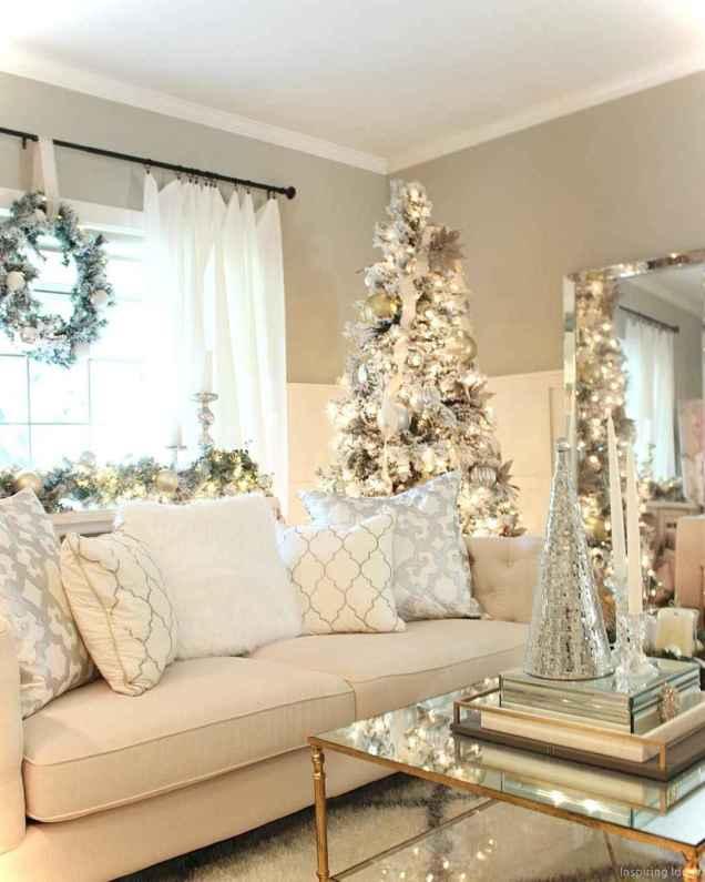 Joyful christmas decorations ideas for apartment 50
