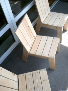 Outdoor 03 rocking chairs project ideas for patio