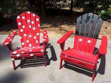 Outdoor 08 rocking chairs project ideas for patio