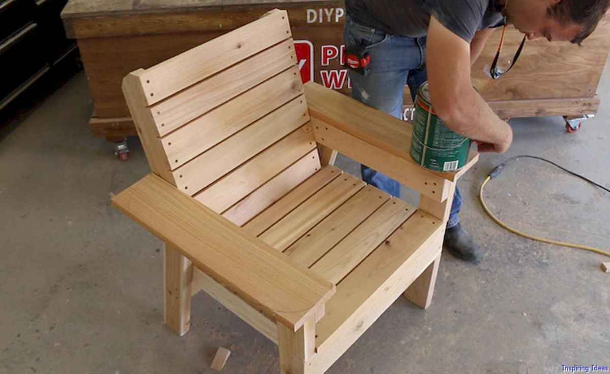 Outdoor 17 rocking chairs project ideas for patio