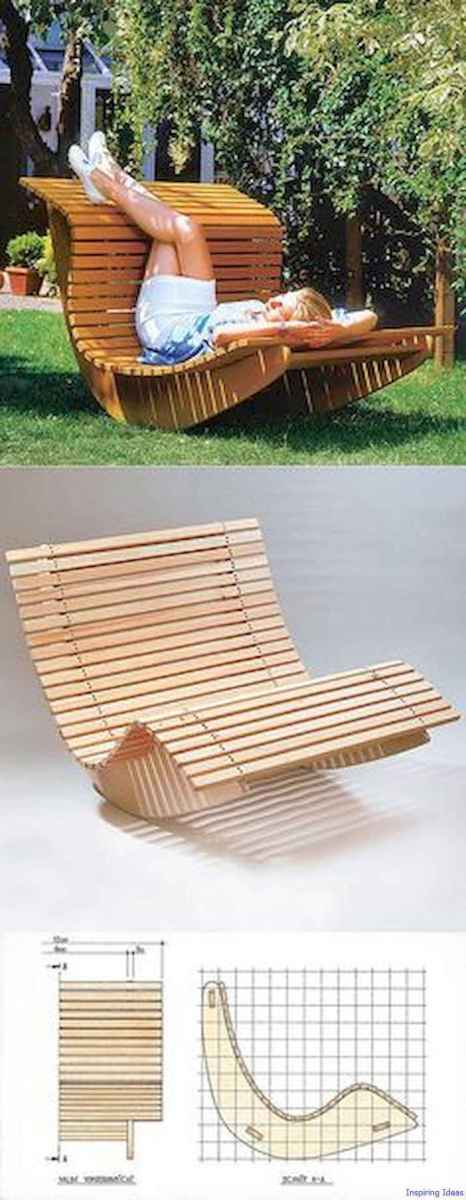 Outdoor 26 rocking chairs project ideas for patio