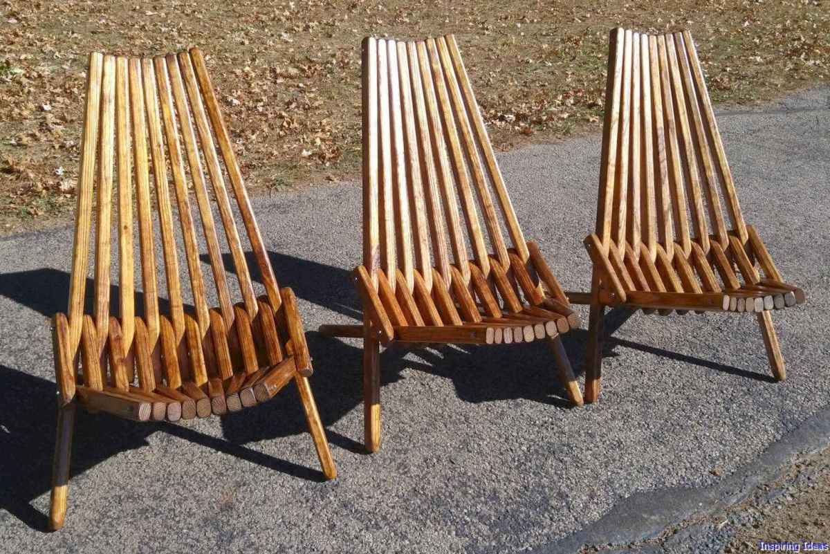 Outdoor 35 rocking chairs project ideas for patio