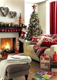 Simple christmas decorations ideas for the home 05