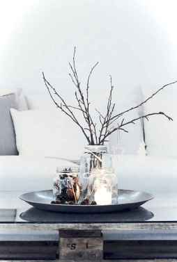 Simple christmas decorations ideas for the home 13
