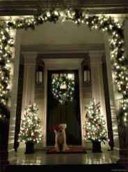 Simple christmas decorations ideas for the home 17