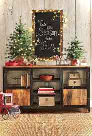 Simple christmas decorations ideas for the home 47