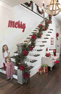 Simple christmas decorations ideas for the home 68