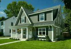 Traditional cape cod house exterior ideas 030