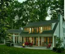 Traditional cape cod house exterior ideas 040