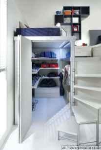 0009 interesting small loft bedroom design ideas
