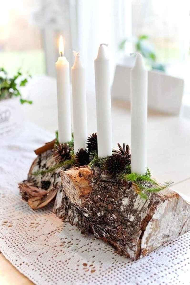 0014 rustic christmas decorations ideas