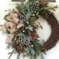 0017 rustic christmas decorations ideas