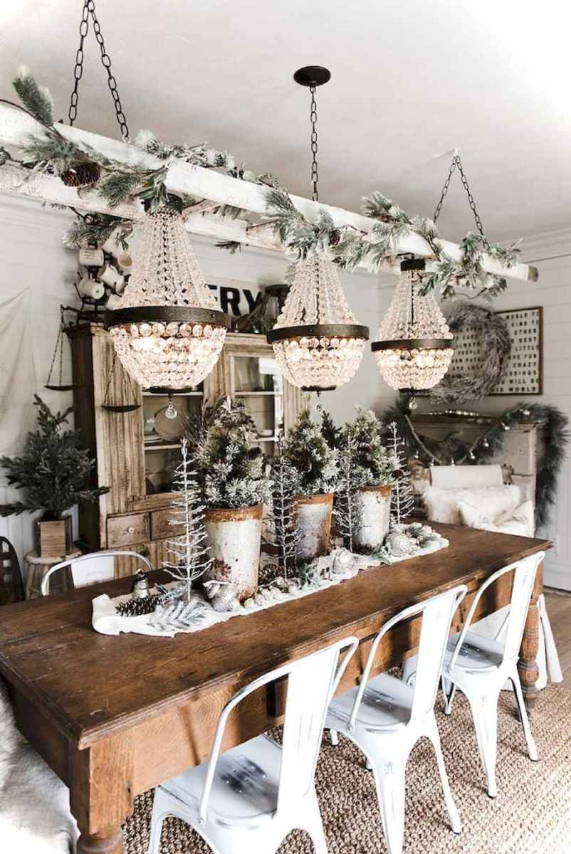 0025 rustic christmas decorations ideas