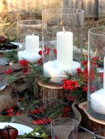0038 peaceful christmas outdoor decorations ideas