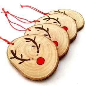 0045 rustic christmas decorations ideas