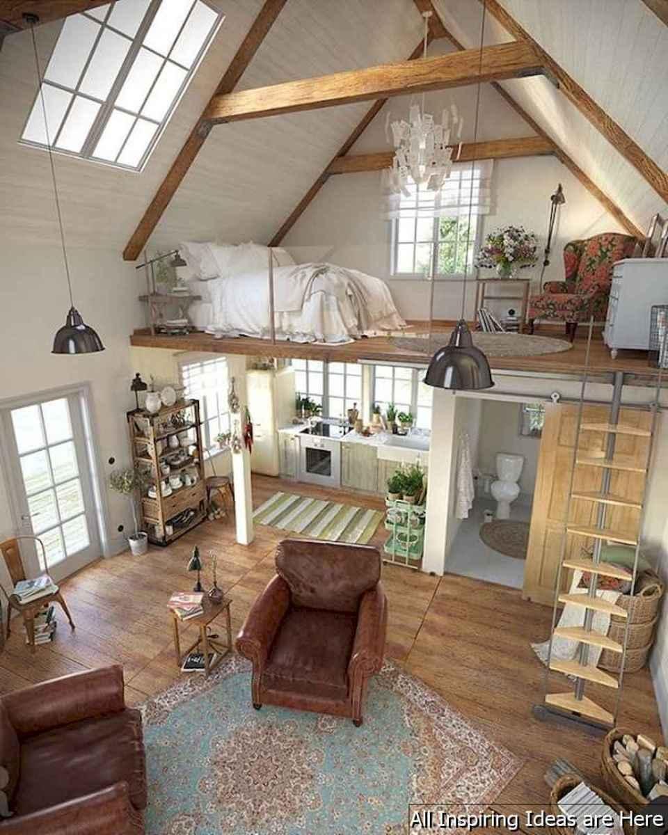 0048 stunning loft bedroom design ideas