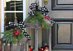0049 rustic christmas decorations ideas